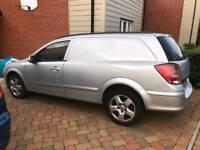 Vauxhall Astra van 1.9 cdti