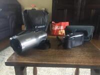 Cannon and Kodak Camera's