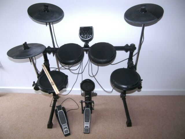 Alesis DM6 , DM 6 , USB Electronic Drum Kit with , Pads