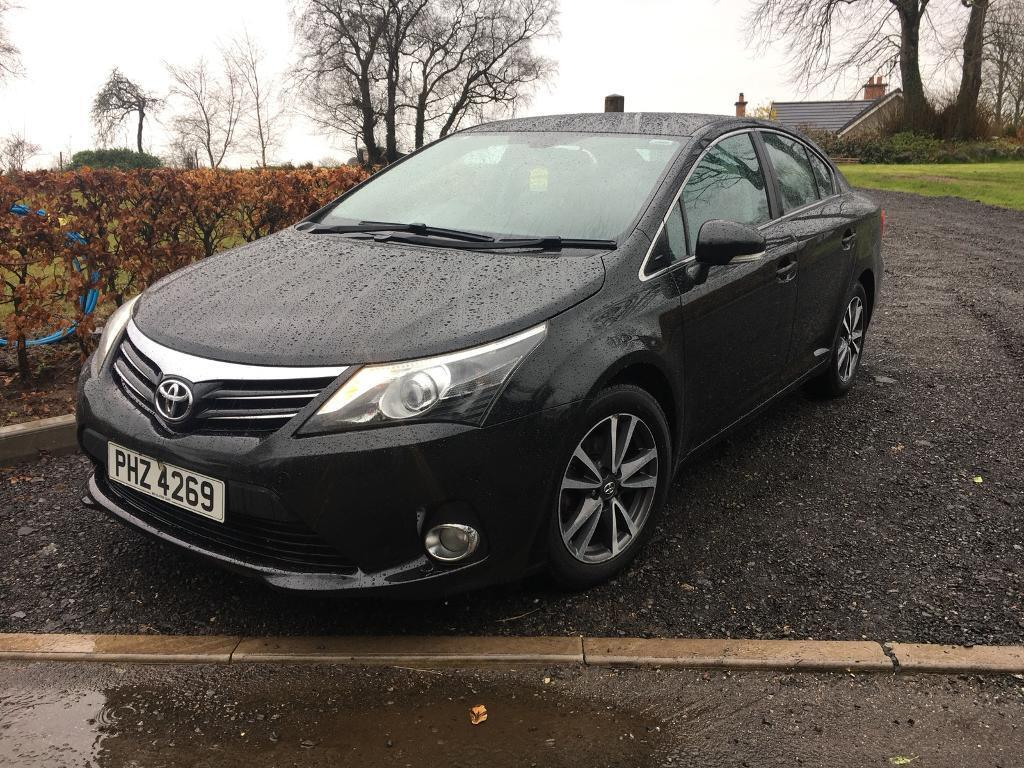2012 Toyota Avensis Tr D-4D | £30 Road Tax | FINANCE AVAILABLE | BMW | AUDI | VW | MERCEDES