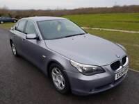 BMW 5 Series 3.0 530d SE Navigation,LEATHER full service history,Long mot