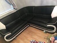 Sofa swap or sale corner sofa