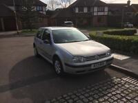 Volkswagen Golf 1.4 Private Plate MOT until October