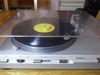 Technics SL-D3 direct drive turntable - classic deck in excellent condition