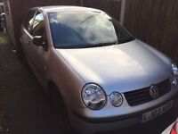 VW POLO 1.2 Spares and Repairs 2003