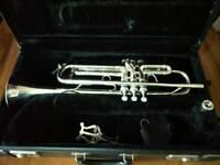 Trumpet e-benge resno tempered bell costume build Los Angeles