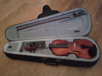 Violin 3/4 size ideal for beginners