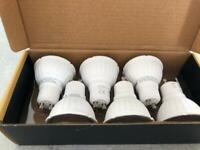 TW LED Spotlight bulbs
