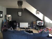 House exchange from a large 2 bed flat Preston looking for a 2-3 house Paignton area