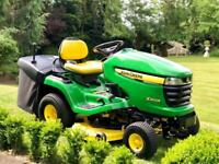 "John Deere X300R Ride On Mower - 42"" Deck - Lawnmower - Kubota/Countax/Stiga"