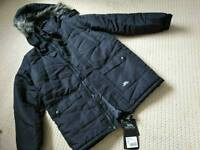 BNWT Boys trespass winter coat