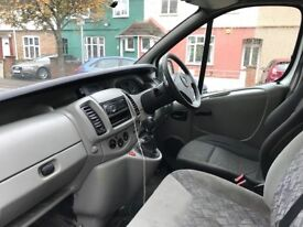 Vauxhall vivaro 1.9l Diesel