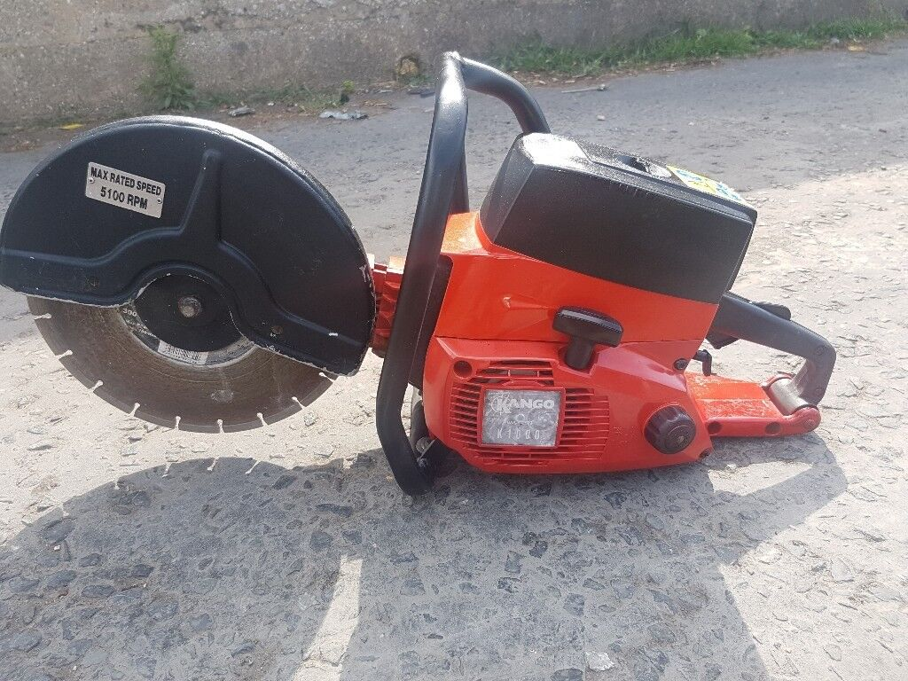 KANGO K1000 PETROL DISC CUTTER - SERVICED - CLEANED - GOOD WORKING ORDER -  EASY TO START - £129 00 | in Bournemouth, Dorset | Gumtree