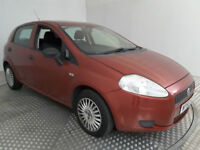 2006(56)FIAT GRANDE PUNTO 1.2 ACTIVE MET RED,VERY LOW MILES,2 OWNER,CLEAN CAR,GREAT VALUE