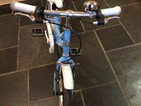"""Girls 16"""" Pendleton Ashbury Bicycle"""