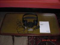 Sony RF811wireless headphones