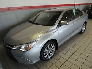2015 Toyota CAMRY HYBRID XLE FULL-TOIT-CUIR-NAVIGATION