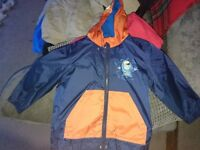 2-3 year old boys coats