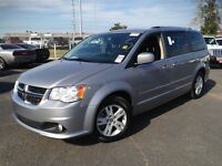 2015 Dodge Grand Caravan CREW PLUS***LEATHER***SUNROOF***BCK UP