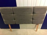 Padded Headboard for King Size Bed