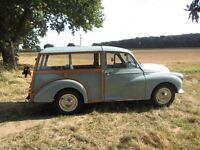 MORRIS MINOR TRAVELLER 1969, Good and Solid Condition, Reliable