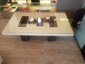 Strasbourg Marble Coffee Table