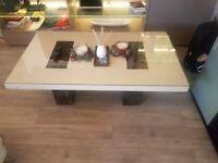 StrasbourgMarble Coffee Table