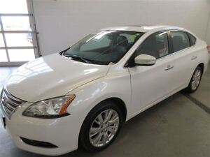 2015 Nissan Sentra SL! EXT WARRANTY! BACK-UP! NAV! ALLOY!