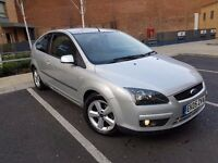 Ford Focus Ztec S 1.6 2005 53k Manual 1 Owner £1400 HID Xenon Kit