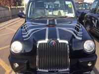 London taxi tx4 elegance auto with warranty