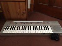 Casio keyboard CT310