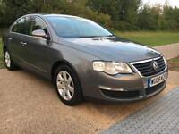 VW Passat 2008 manual 6 speed 2.0L diesel Alloys service history