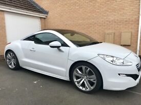 Peugeot RCZ 2.0 HDI GT 2d 163BHP FULL BLACK LEATHER with Full Service History,STUNNING CAR!