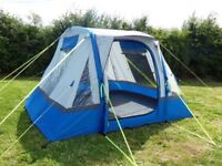 Cubo Breeze Campervan Inflatable Awning
