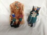 Royal Doulton/Beswick/Lladro/Lorna Bailey, etc Collectable Ceramics