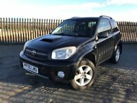 2006 55 TOYOTA RAV 4 XTR D4D *DIESEL* 2.0 - VERY CLEAN EXAMPLE - ONLY TWO FORMER KEEPERS!!