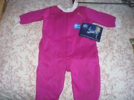 Babies wet suit
