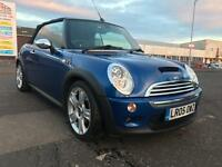 Mini Cooper S convertible excellent condition service history