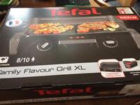 Tefal family flavour grill xl