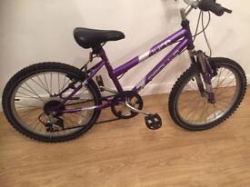 Girls Apollo mountain bikes