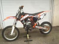 2015 Ktm sx 85 (not crf 150 tm cr yz kx rm)