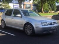 VW GOLF 1.9 GT TDI 2003 (53 REG)*12 MONTHS MOT*FULL SERVICE HISTORY*DVD PLAYER*PX WELCOME*DELIVERY*