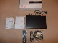 Humax PVR-9300T Twin Tuner Freeview with SCART and HDMI connectors