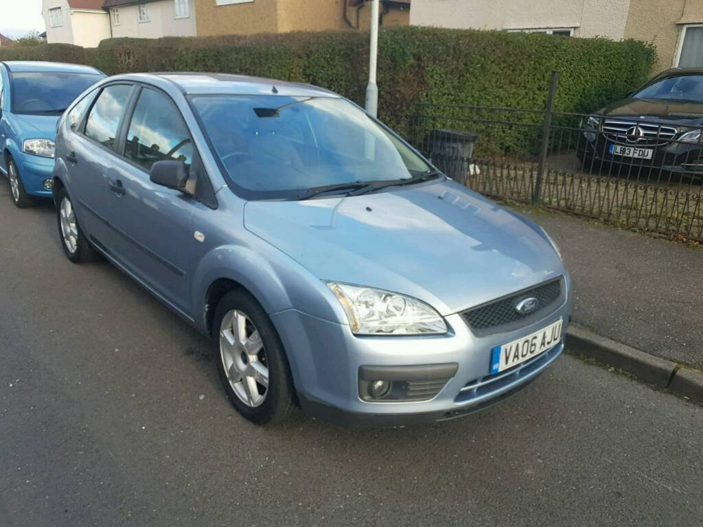 ford focus sports 1.6L 5DR Automatic 2006