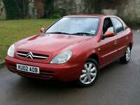 For sale Citroen Xsara 52 PLATE 1.4 PETROL LOW MILES PX AVAILABLE