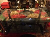 Coffee Table and TV stand for sale