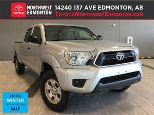 2012 Toyota Tacoma 4X4 | Bluetooth | Backup Cam | Trailer Equipm