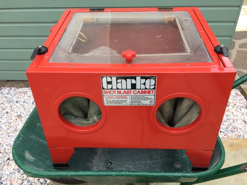 Clarke blast cabinet | in Leigh-on-Sea, Essex | Gumtree