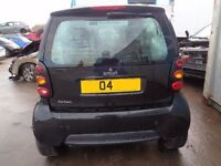 BREAKING -- Smart Fortwo Pure 50 Semi-Auto Coupe 700CC Petrol 50BHP ---- 2004