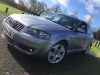 Audi A3 Sport Quattro Automatic 3.2 petrol 2005